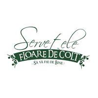 logo floare de colt